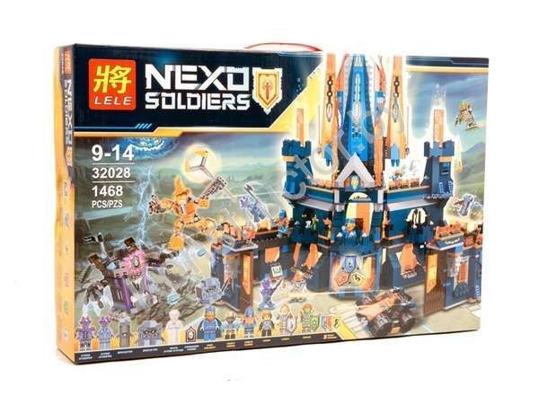 Nexo Knights Source .