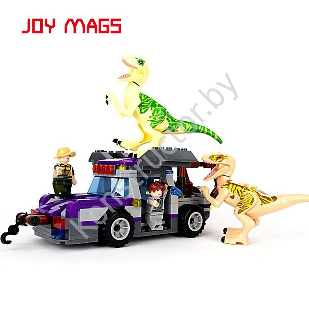 Лего парк юрского периода аналог