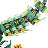LELE-Ninja-Series-Dragon-Peak-Rescue-Building-Blocks-Set-Compatible-LegoINGlys-Ninjago-Assemble-Educational-Toy-for