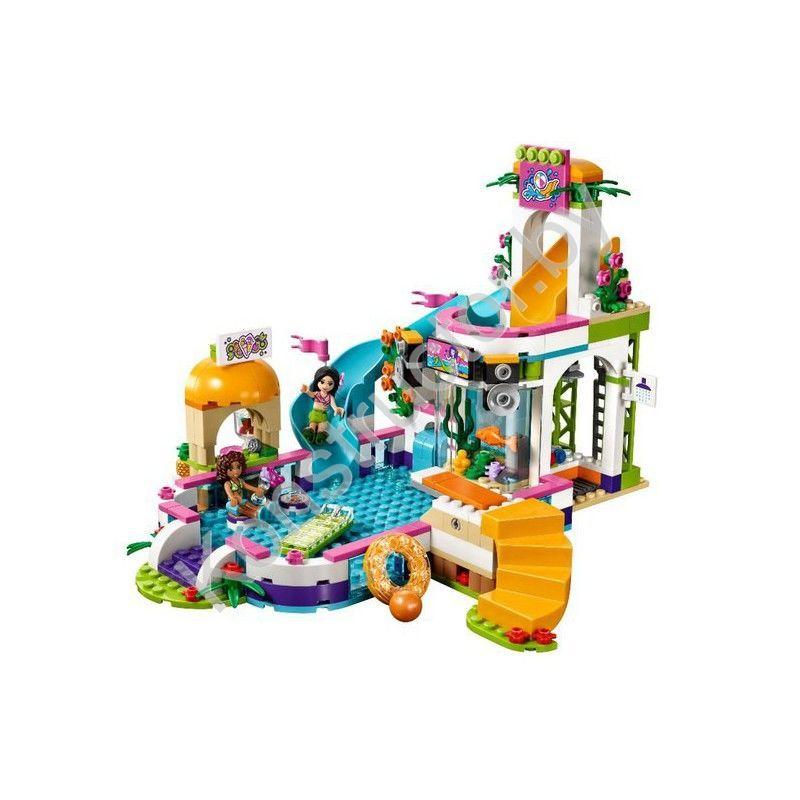 Лего френдс бассейн купить