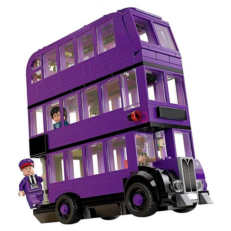 лего Гарри Поттер Автобус Ночной рыцарь Lari 11342, аналог ...