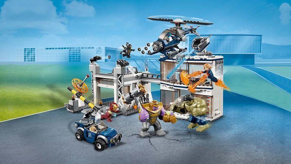 Лего мстители финал купить в минске