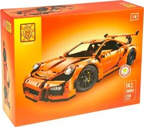Конструктор Porsche 911 GT3 RS Lion King 180094 аналог Лего Техник 42056
