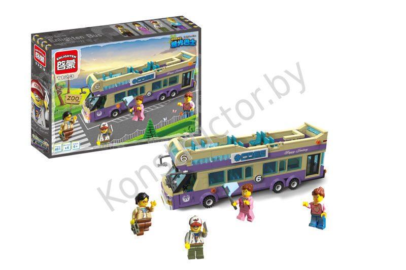Лего автобус купить минск
