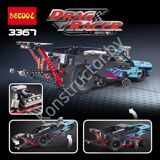 Decool-3367-Drag-Racer-2-model-лего техник (4)
