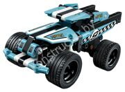 3420-142Pcs-Technic-series-Blue-stunt-car-Model-Building-Blocks